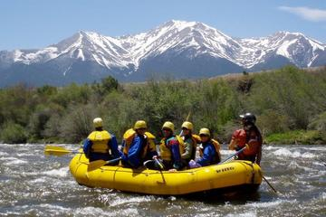Day Trip Browns Canyon Express Whitewater Rafting near Buena Vista, Colorado