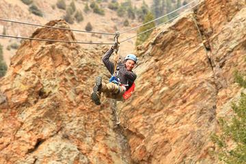 Idaho Springs Cliffside Zipline and ...