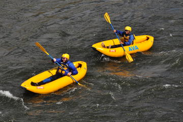 Inflatable Kayak Half Day Excursion