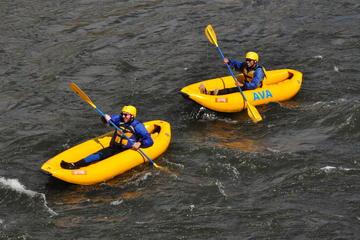 Day Trip Inflatable Kayak Half Day Excursion near Kremmling, Colorado