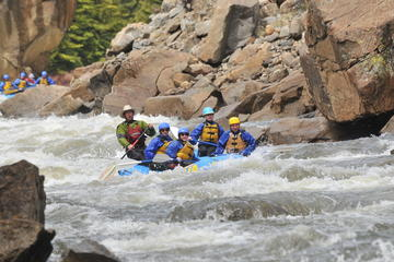 Book Numbers Half Day Whitewater Rafting on Viator