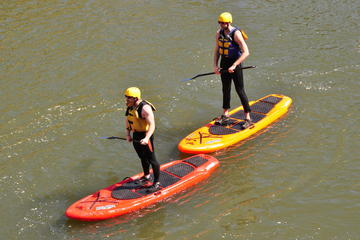 Day Trip Stand Up Paddle Board Half Day Excursion near Kremmling, Colorado