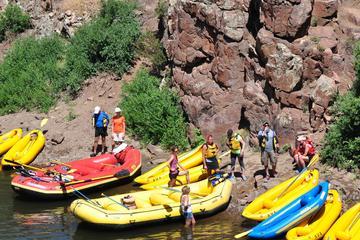 Day Trip Upper Colorado Full Day Scenic Float near Kremmling, Colorado