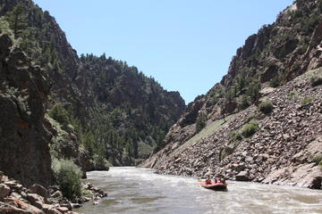 Upper Colorado Half Day Scenic Float