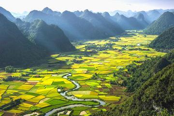 Excursion d'une journée dans la vallée de Bac Son au départ de Hanoï