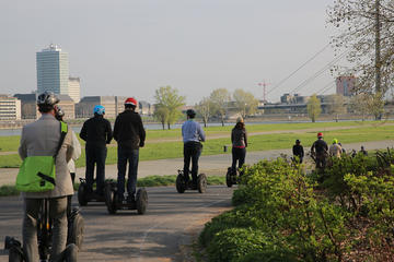 Segway City Tour in Düsseldorf
