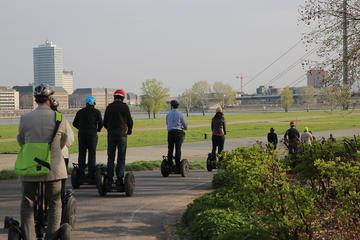 Segway City Tour in Düsseldorf