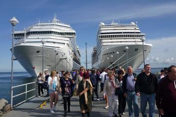 Shore excursion from Santos Terminal Cruise to São Paulo City