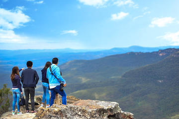 Blue Mountains Private Tour from
