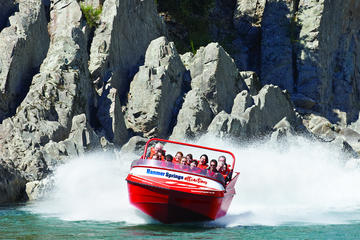 Hanmer Springs Jetboat and Bungy Jump...