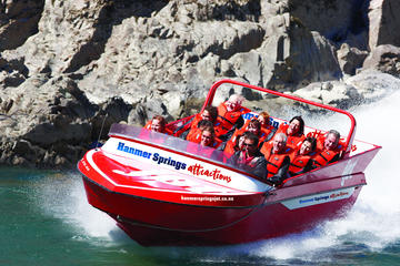 Hanmer Springs Jetboat and Quad