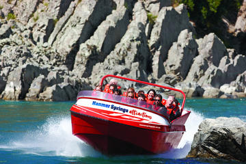Hanmer Springs Jetboat Quad Bike and ...
