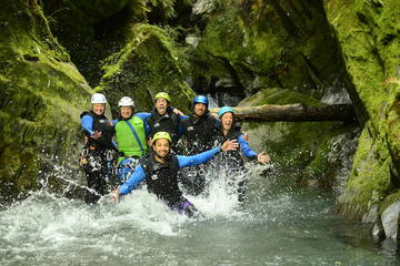Queenstown Canyoning Adventure...