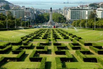 Trilha pela Cidade Verde - Corrida na Cidade em Portugal
