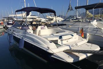 Ganztägige Bootstour auf einer Yacht...