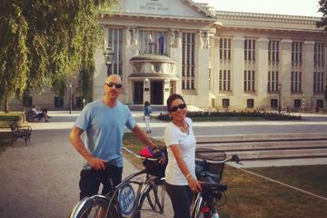 Excursão de bicicleta na Antiga Zagreb