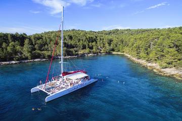 Full-Day Mega Catamaran Excursion to...