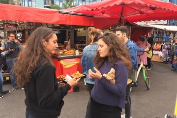 Amsterdam 4-Hour Street Food Bike Tour