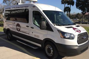 Shuttle Service between Daytona Beach...