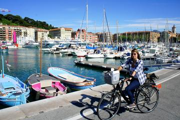 3h-Hour Bike Tour of Nice by Night