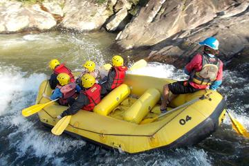 Cubatão River Rafting Adventure from...