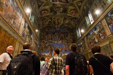 Early Entry Vatican Museums: The Best of Sistine Chapel