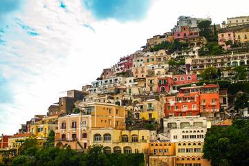 Pompeya para grupos pequeños con recorrido por la costa de Amalfi y...