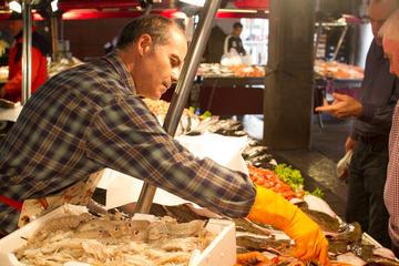 Recorrido gastronómico en Venecia con mercado de Rialto y Cicchetti