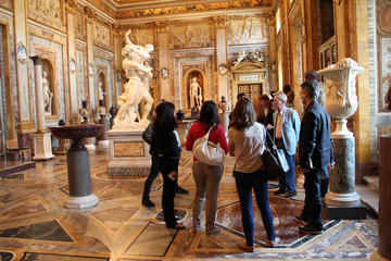 Small Group Borghese Gallery Tour with Bernini Caravaggio and Raphael