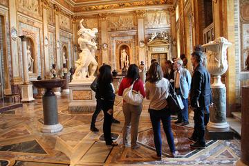 Tour naar Galleria Borghese met Bernini Caravaggio en Raphaël in een ...