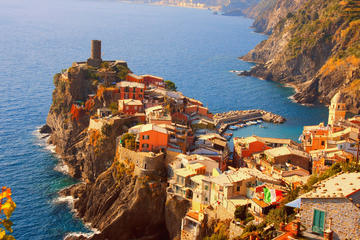 Town-Hopping in Cinque Terre Day Trip...