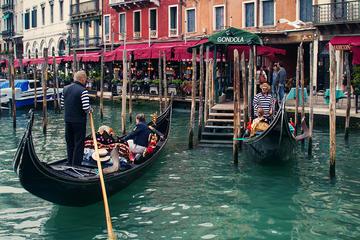 Venetië in een dag, met de Basiliek van San Marco, het Dogenpaleis en ...