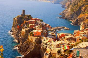 Visita a las ciudades de Cinque Terre...