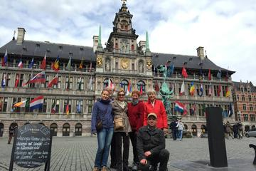 3 Hour Private Tour with Highlights in Antwerp