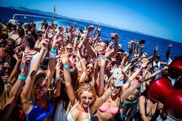 CDLN Ibiza Boat Party with Open Bar...
