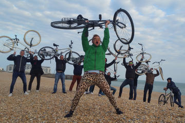 Stag Party Bike tour of Brighton