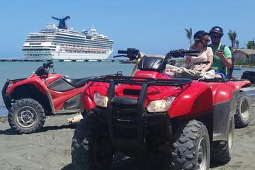 Amber Cove Shore Excursion: Honda ATV Buggies