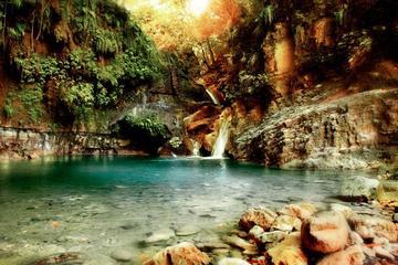 Puerto Plata Shore-utflykt: Damajagua Waterfalls-rundtur för ...