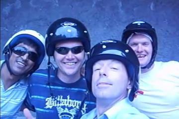 Excursion d'une journée en scooter à...