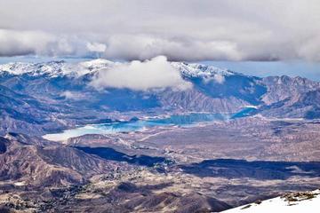Caminhada em Cerro Arenales saindo de Mendoza