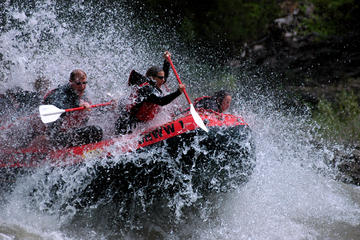 Snake River White-Water Rafting from Jackson Hole