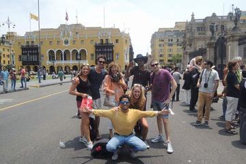 Excursão a pé Premium e alternativa no centro de Lima