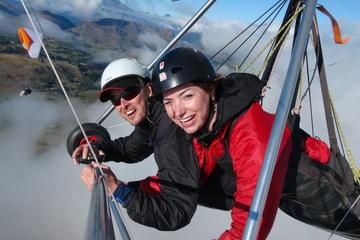 Coronet Peak Tandem Paragliding and Hang Gliding Combo
