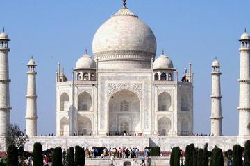 Taj Mahal Same-Day Private Tour