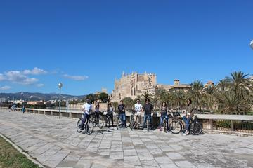 Palma Old Town: Guided Bike Tour in...