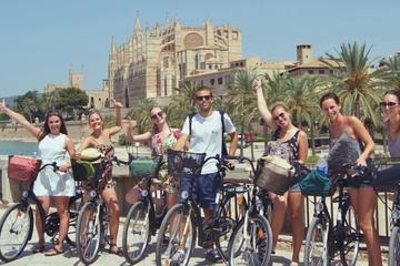 Recorrido guiado en bicicleta por el casco antiguo de Palma de...