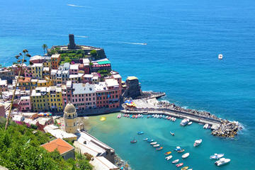Cinque Terre from Florence Private Tour