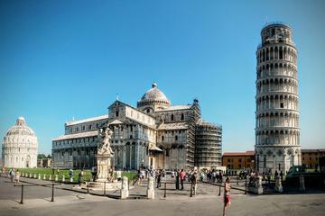 Tour giornaliero privato: Pisa e Lucca da Firenze