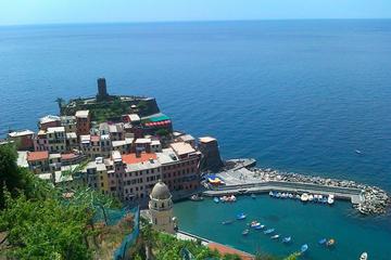 Tour privato delle Cinque Terre da Firenze