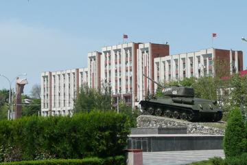 Unrecognised country: Tiraspol & Bendery fortress private tour
